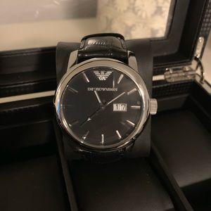 Men's Armani watch